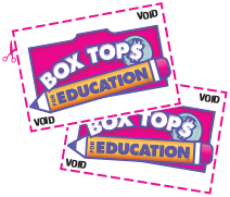Box Tops Contest Starts NOW!