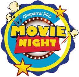 Movie Night is Friday, Sept. 28