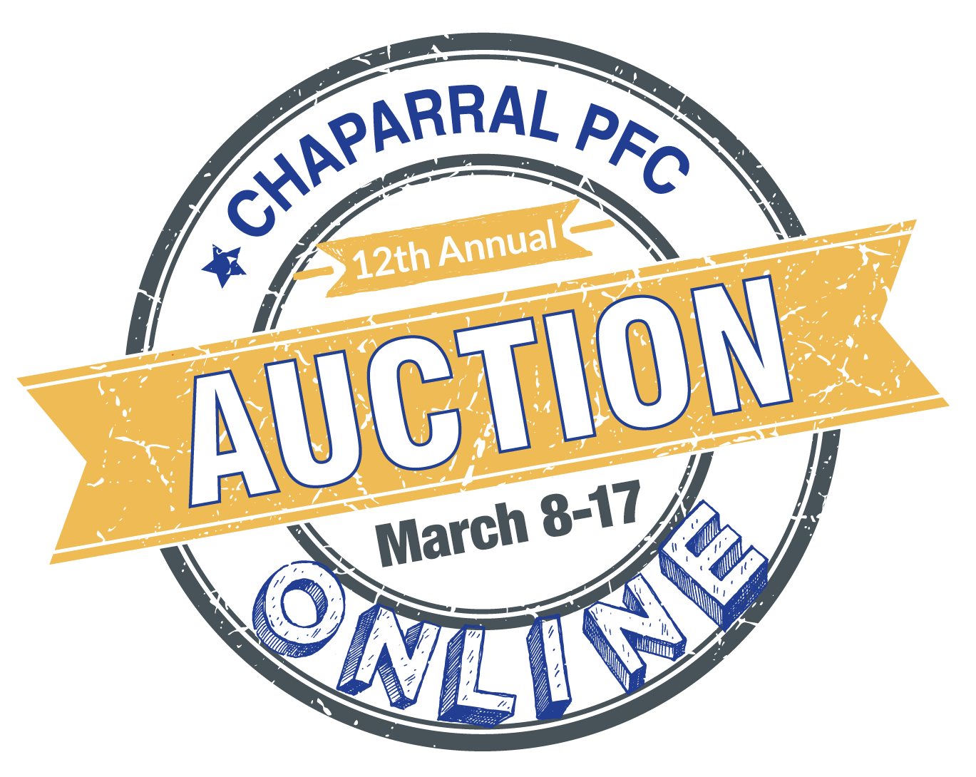 PFC Online Auction: Now Accepting Items!