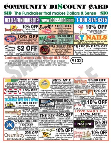 Community Discount Cards
