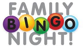 Bingo Night- FREE & Open to all Families!